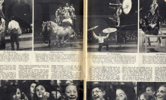 1939 PICTURE POST Photo Journalism Magazine HITLER Tyneside Letters BARTRAM MILLS CIRCUS Scotland Yard (1200)